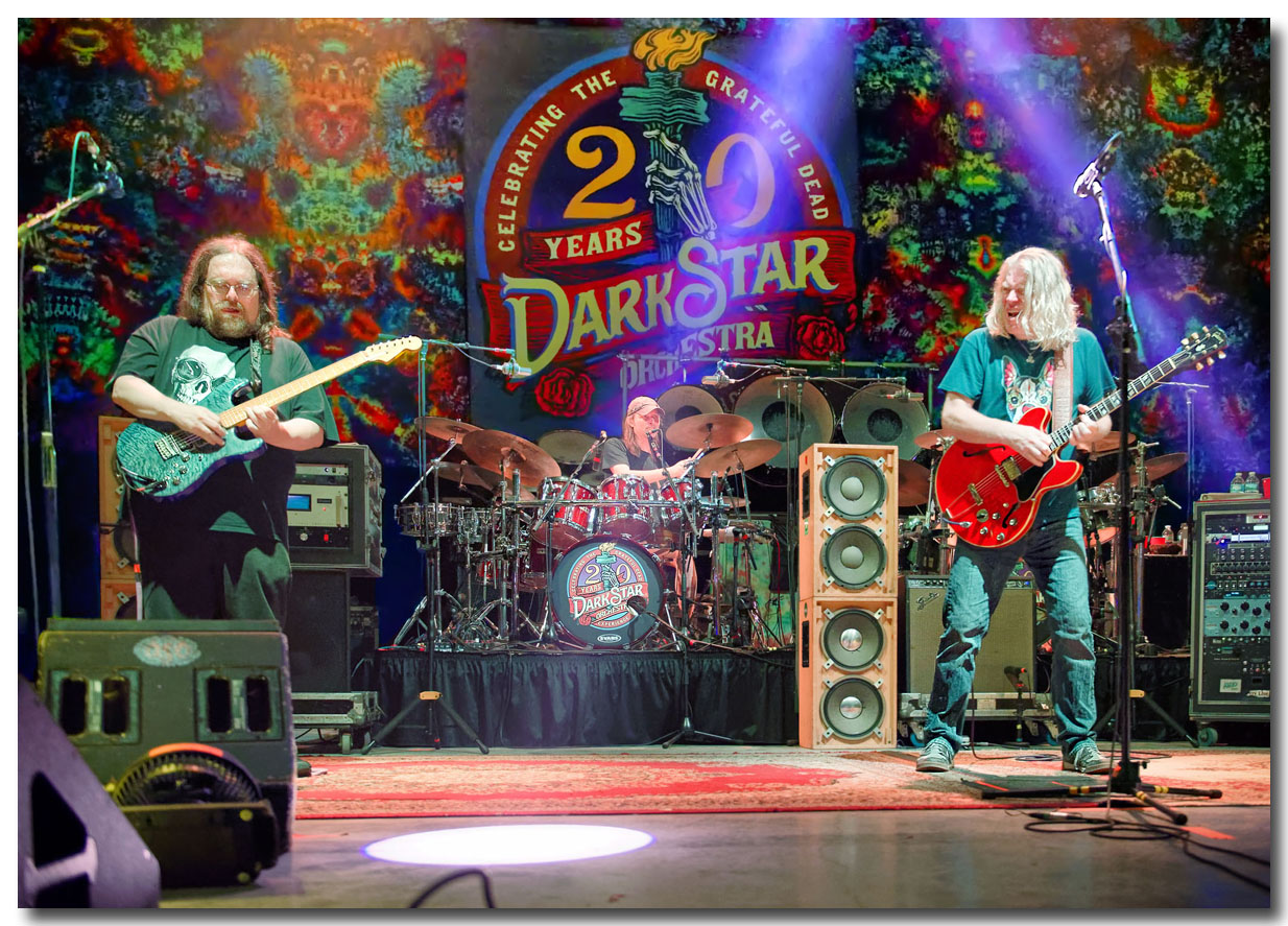 JEFF MATTSON, DINO ENGLISH &ROB EATON, DARK STAR ORCHESTRA